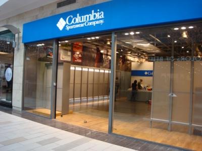 ремонт магазин Columbia 1