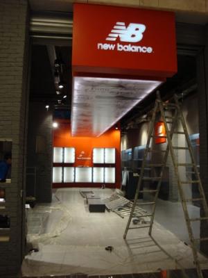 Магазин New Balance