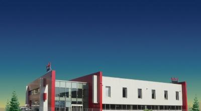 Административна сграда Дорма България