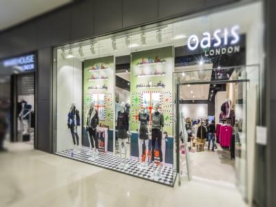 Магазин Oasis, София Саут Ринг Мол