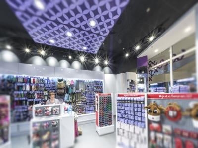 Магазин Claire's, София Саут Ринг Мол
