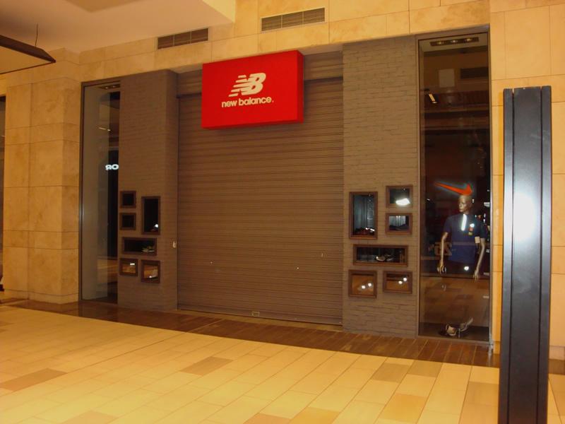 New Balance магазин в The Mall София