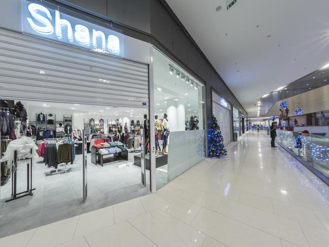 Магазин Shana, София Саут Ринг Мол