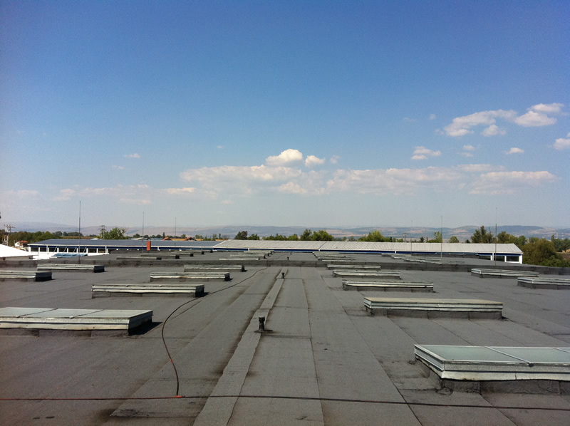 Строителна фирма за професионален ремонт на покрива- къща, жилищен блок или промишлена сграда...